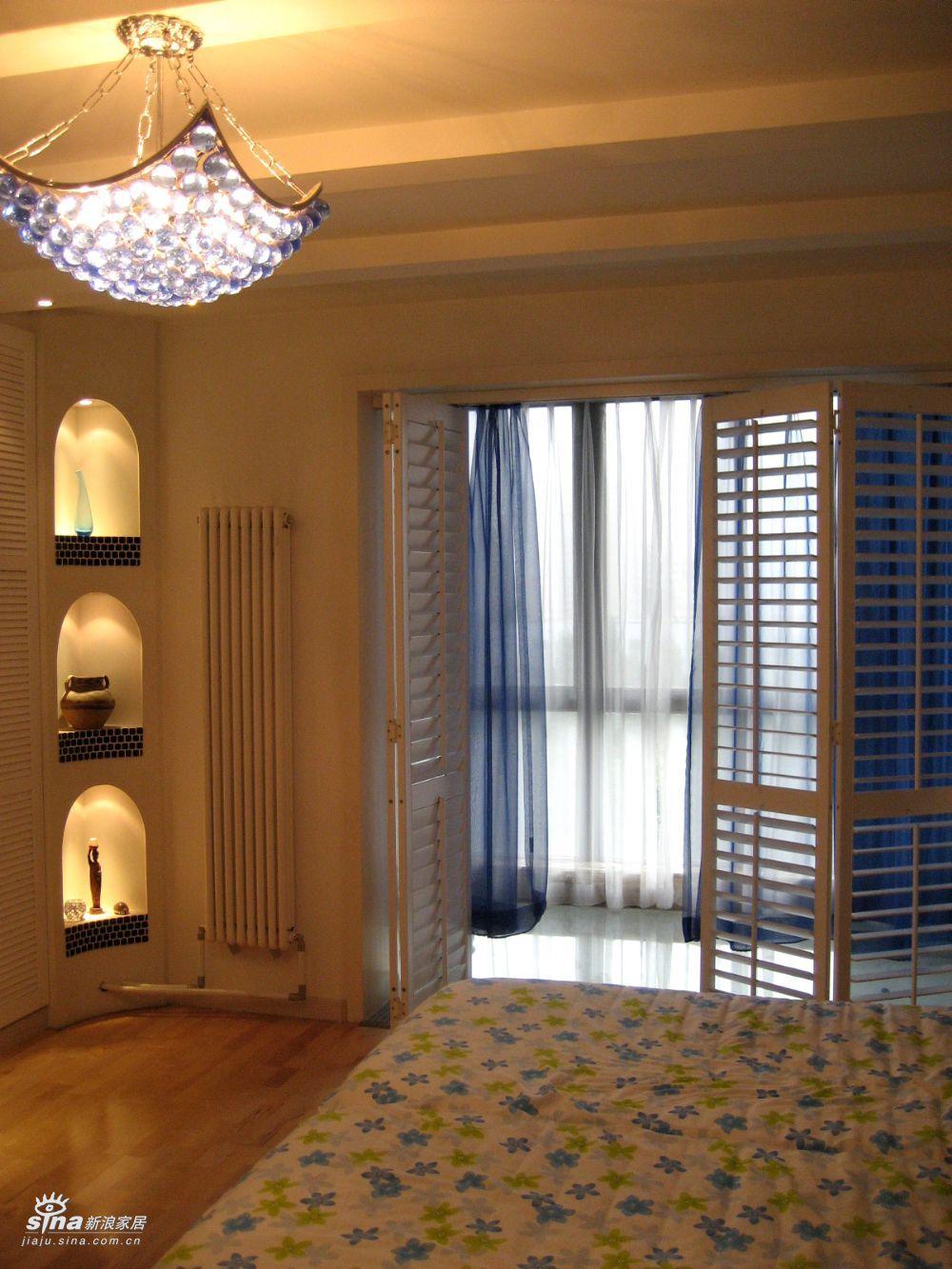简约 一居 卧室图片来自用户2738829145在国典花园71的分享