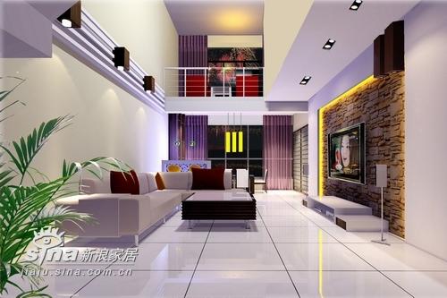 中式 跃层 客厅图片来自用户2740483635在都市美墅260的分享
