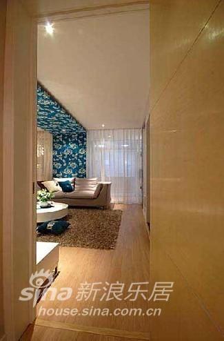 其他 一居 客厅图片来自用户2557963305在清幽雅致小户型公寓50的分享