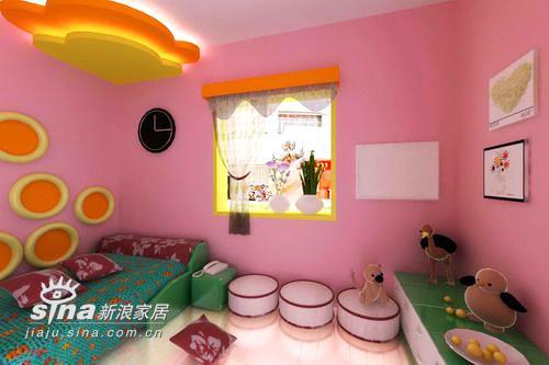 其他 其他 儿童房图片来自用户2558746857在44款家居样板间 打造居室的时尚轻松氛围(续2)45的分享