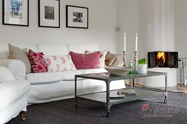 其他 loft 客厅图片来自用户2558746857在87平方甜美清新公寓46的分享