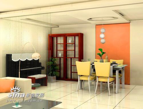其他 其他 餐厅图片来自用户2558746857在44款家居样板间 打造居室的时尚轻松氛围(续2)45的分享