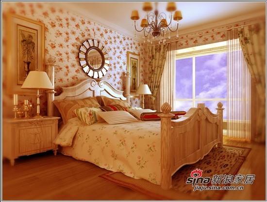 其他 三居 卧室图片来自用户2558757937在6.8万铸造时尚三居室78的分享