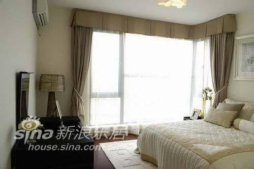 简约 二居 卧室图片来自用户2737735823在6万装120平简约富贵家45的分享