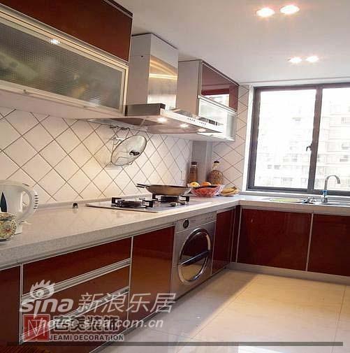 欧式 别墅 厨房图片来自用户2757317061在经典欧式60的分享