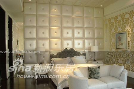 欧式 别墅 卧室图片来自用户2746948411在白金瀚宫31的分享