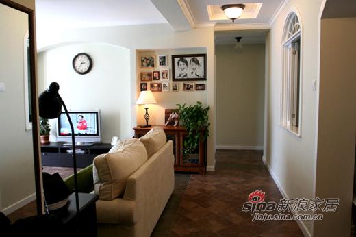 混搭 三居 客厅图片来自用户1907689327在7万装卡布奇诺110平混搭时尚3居43的分享