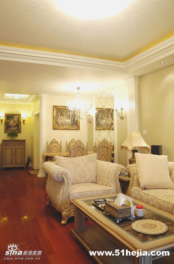 欧式 三居 客厅图片来自用户2557013183在欧式古典的温馨66的分享