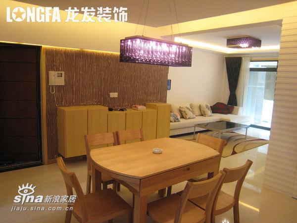 简约 二居 餐厅图片来自用户2739153147在三口之家-实景图90的分享