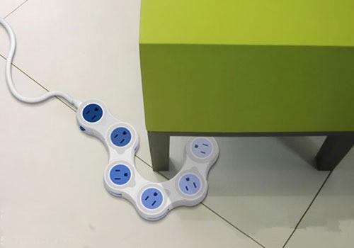 这样的插座,你喜欢吗?