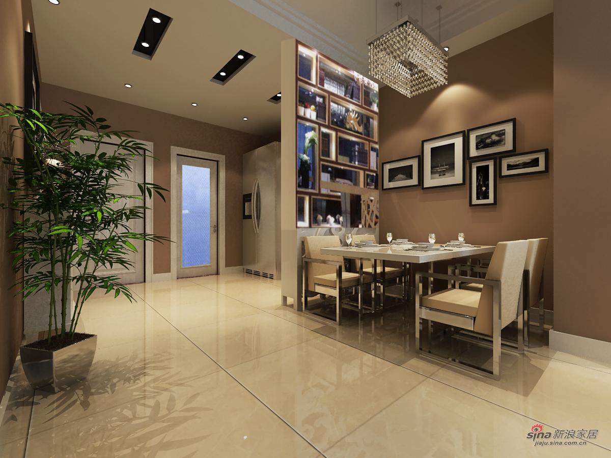 简约 二居 餐厅图片来自用户2745807237在现代简约风格49的分享
