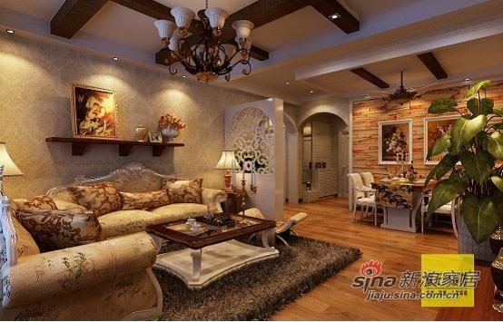 美式家具的材质以白橡木、桃花心木、或
