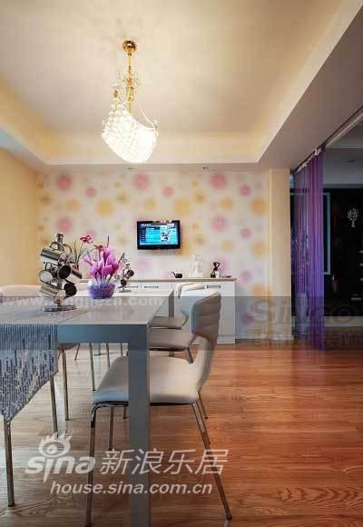 简约 一居 餐厅图片来自用户2738820801在金轩大邸49的分享