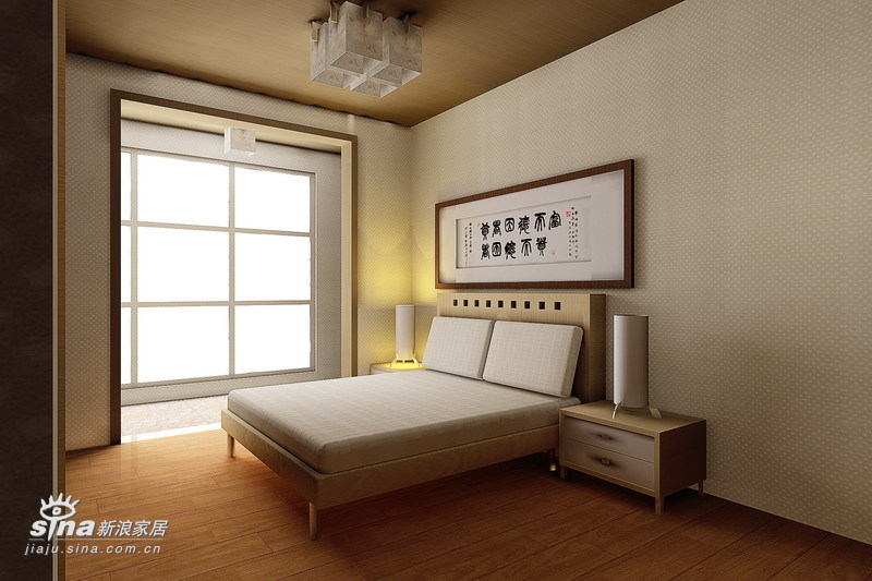 其他 二居 卧室图片来自用户2771736967在简约日式风情43的分享