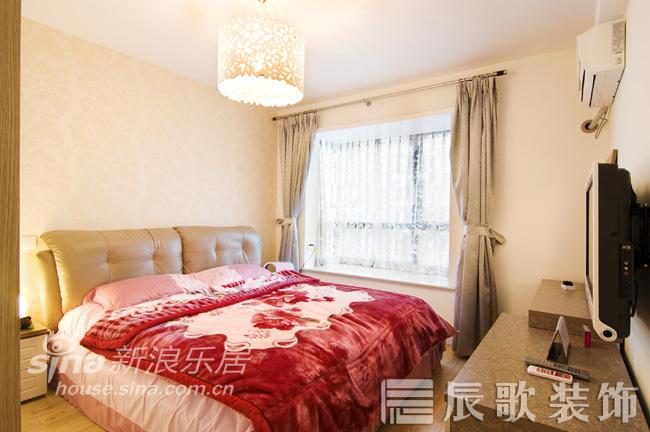 简约 二居 卧室图片来自用户2557010253在空间与视觉的穿梭72的分享