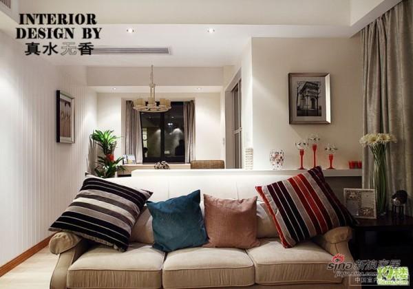 欧式 三居 客厅图片来自用户2745758987在暗香浮动---美式混搭风格65的分享