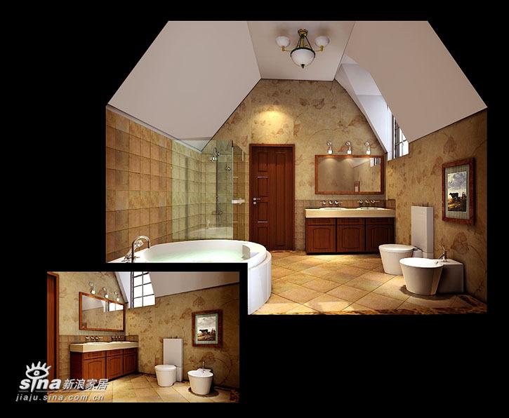 其他 别墅 卫生间图片来自用户2558757937在保利香槟35的分享