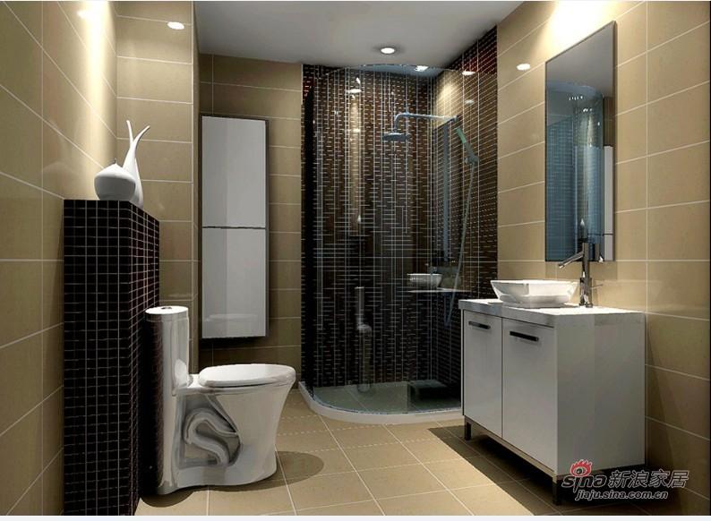 简约 二居 卫生间图片来自用户2739378857在现代风格 简约生活17的分享