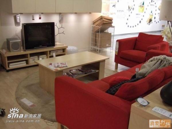 简约 一居 客厅 小资 80后图片来自用户2738829145在北京宜家样板间系列五90的分享