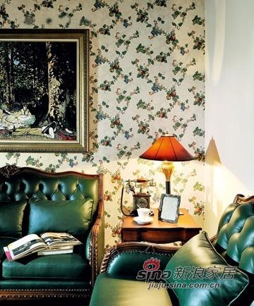 混搭 三居 客厅图片来自用户1907655435在120平欧式复古混搭小户型公寓71的分享