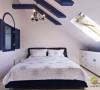 地中海风 阁楼卧室