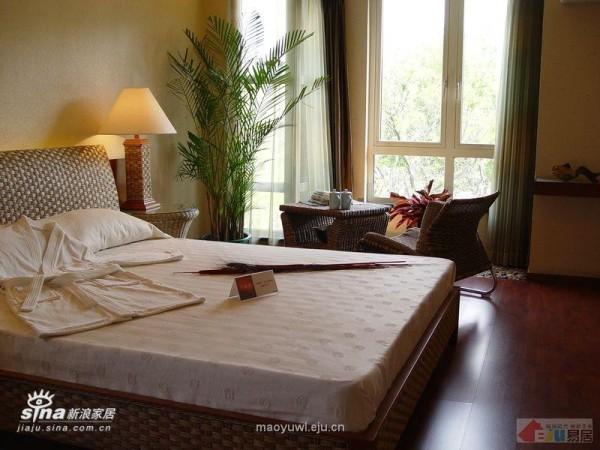 简约 别墅 卧室图片来自用户2739081033在水晶城样板间55的分享