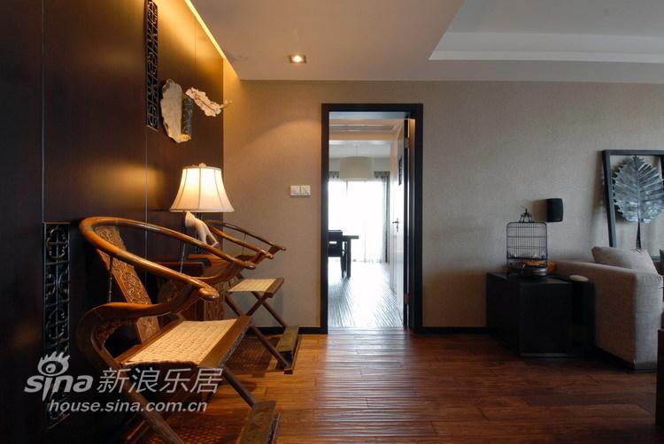 中式 二居 客厅图片来自wulijuan_16在现代中式51的分享