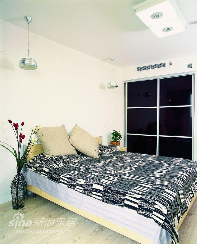 简约 一居 卧室图片来自用户2737950087在轻84的分享