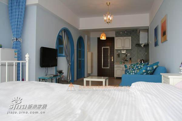 简约 一居 客厅图片来自用户2738820801在地中海风情93的分享