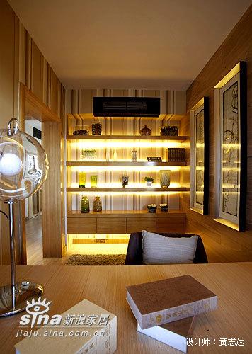 欧式 三居 书房图片来自用户2746869241在92平米打造的时尚纯情异域家居18的分享
