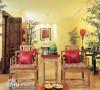 家具对称是中式家居布置精髓