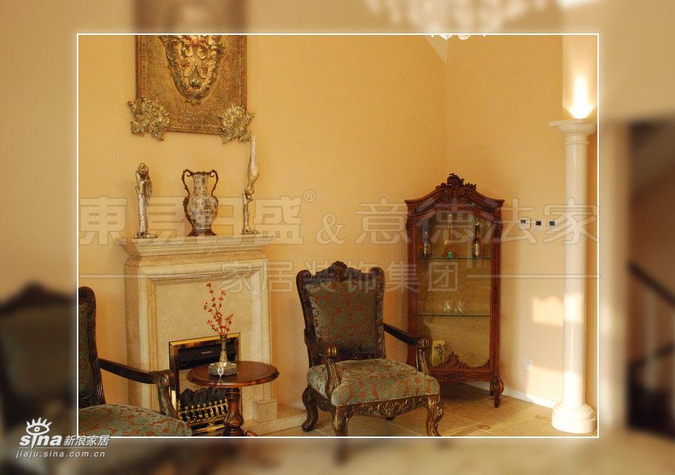 欧式 别墅 客厅图片来自用户2557013183在东易日盛-龙湾31的分享