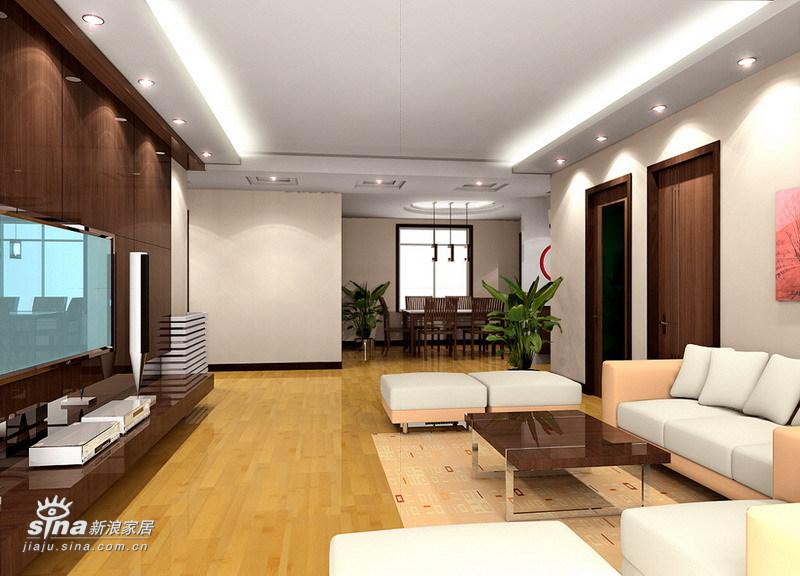 简约 三居 客厅图片来自用户2739378857在奥林春天户型设计94的分享