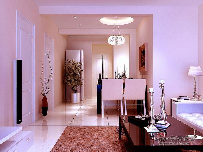 简约 二居 客厅图片来自用户2738820801在5.5万精装小夫妻80平美2居59的分享