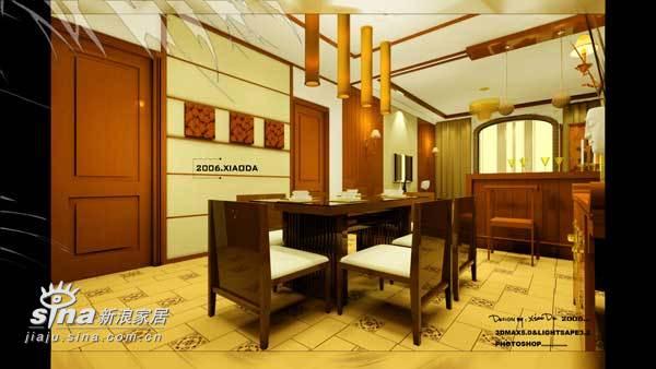 简约 一居 餐厅图片来自用户2737759857在鹿港83的分享