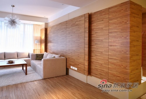 北欧 二居 客厅图片来自用户1903515612在木质暖度打造简约生活57的分享