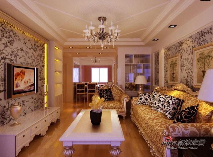 简约 三居 客厅图片来自用户2557979841在360°全视角奢华三居59的分享