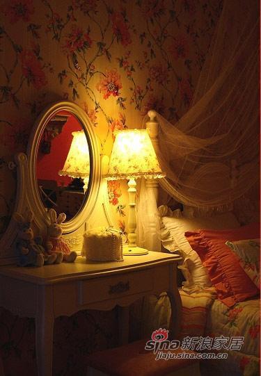 田园 三居 卧室图片来自用户2737946093在灵动梦幻 韩国绝美110田园风情别墅72的分享