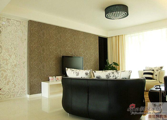 简约 三居 客厅图片来自用户2559456651在3万省钱装100平现代简约家65的分享