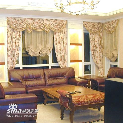 欧式 别墅 客厅图片来自用户2557013183在上海王朝别墅21的分享