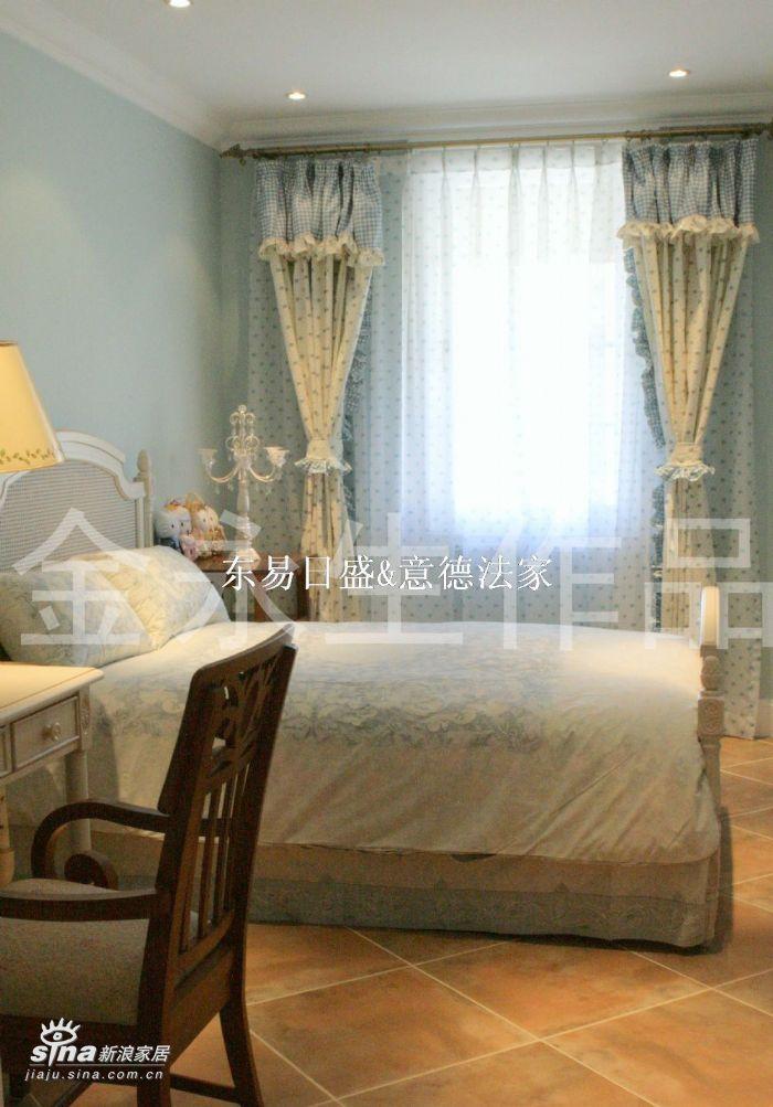 欧式 别墅 卧室图片来自用户2557013183在壹仟栋(织瓦河谷)13的分享