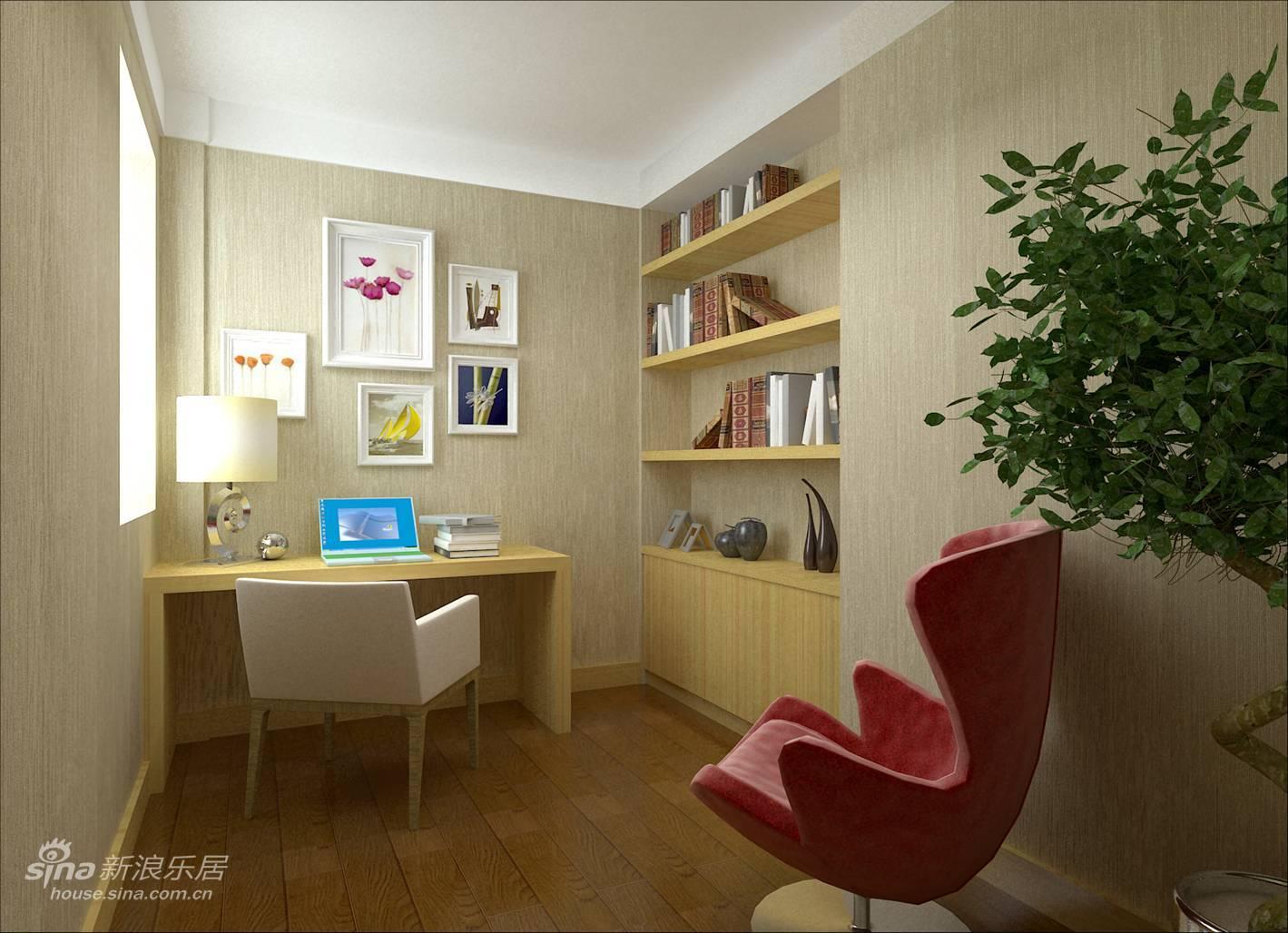 其他 二居 书房图片来自用户2557963305在时尚的 设计23的分享