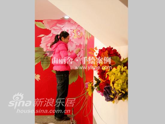 手绘墙,墙绘,墙体彩绘,北京手绘墙