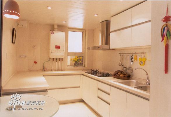 简约 四居 厨房图片来自用户2738829145在朗琴园40的分享