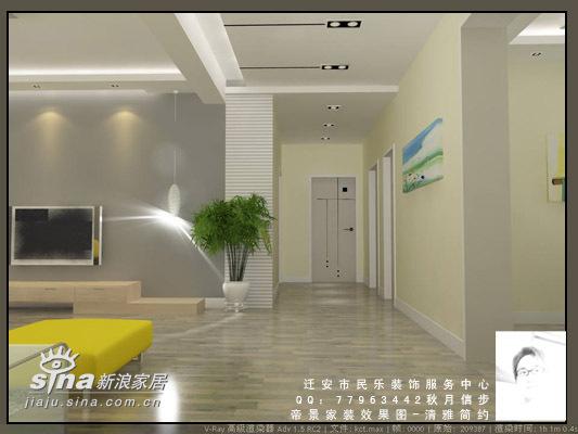 简约 三居 客厅图片来自用户2745807237在设计不是为自己是为客户92的分享