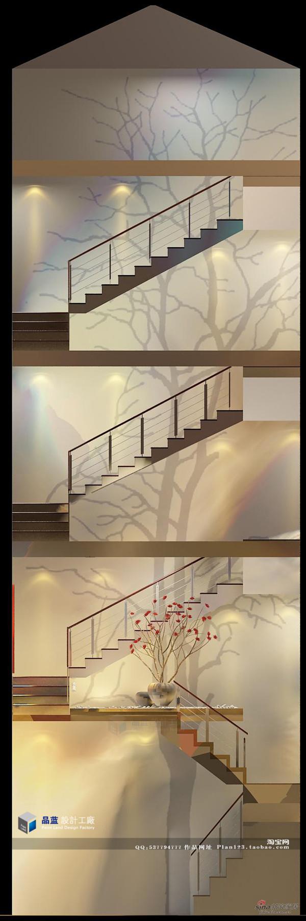 楼梯示意图