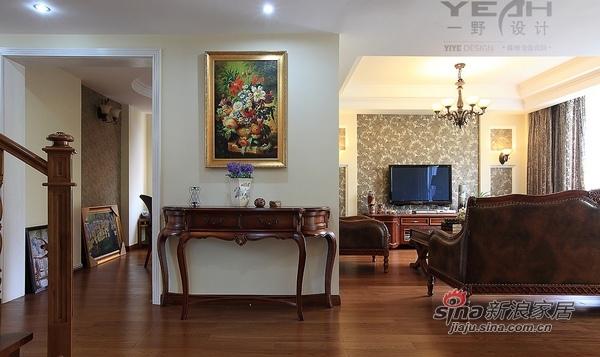 欧式 别墅 客厅图片来自用户2772873991在240平古典别墅睡美人童话55的分享