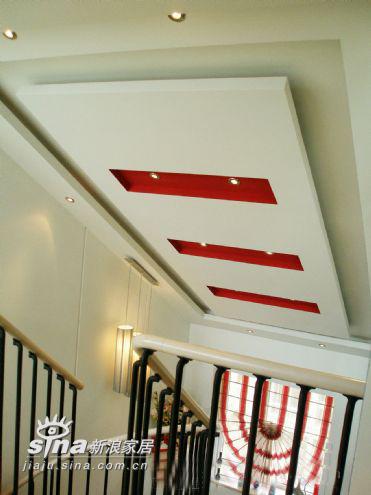 简约 别墅 楼梯图片来自用户2738845145在万科城市花园2层10的分享