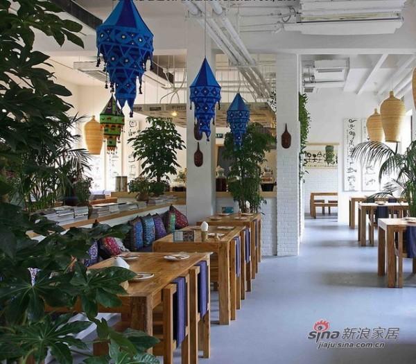 彩云之南的800平米特色云南菜馆