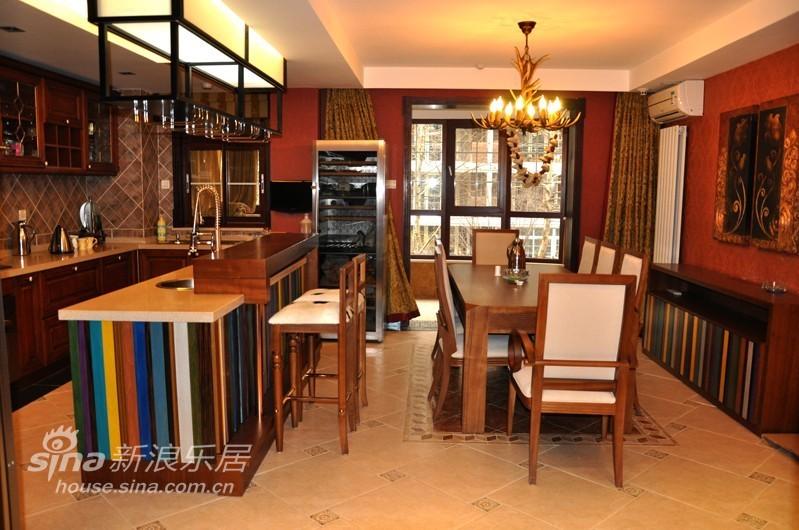 欧式 别墅 厨房图片来自用户2746869241在异域风情69的分享